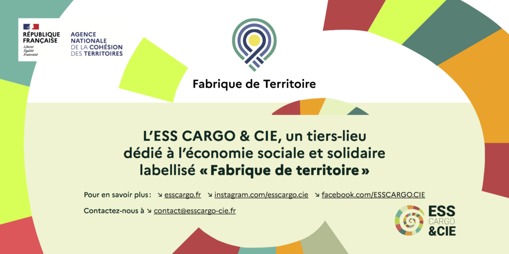 ESS CARGO & CIE FABRIQUE DE TERRITOIRE